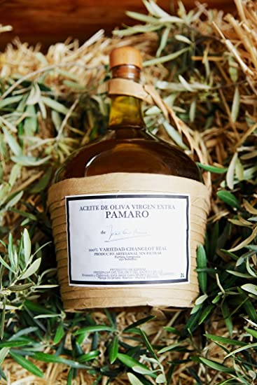 Aceite de oliva virgen extra Pamaro