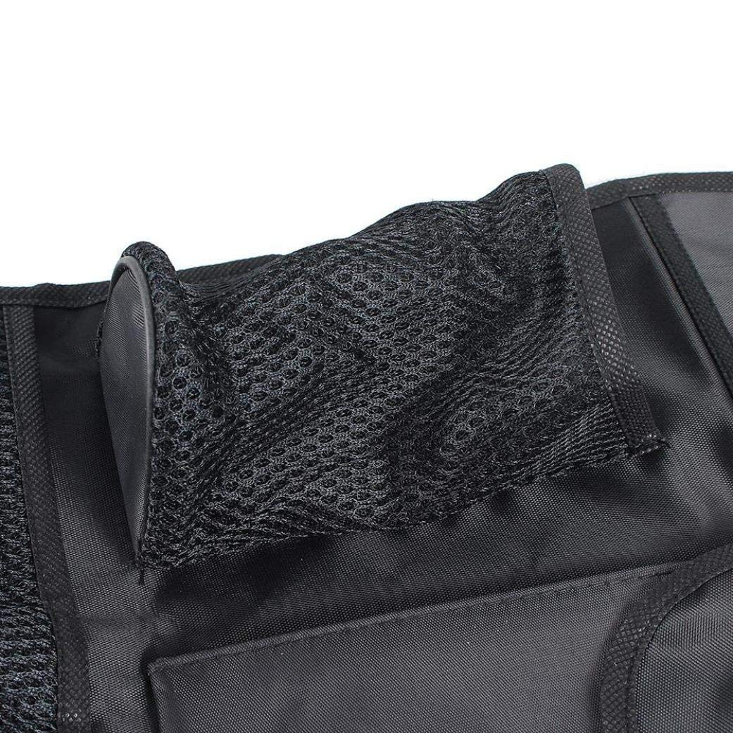 Premium Quality Car SUV Back Seat Tidy Organiser MultiPocket Holder Pouch Storage Bag
