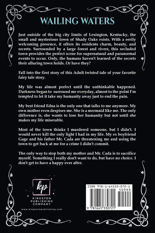 Amazon com: Wailing Waters: An Adult Romance (Shady Oaks