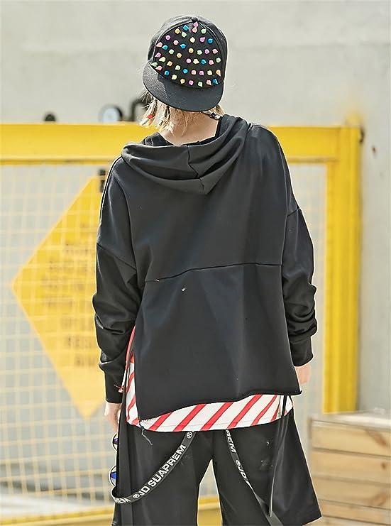 8fd06a122 RwalkinZ Girls Old School Hip Hop Tops Hoodie Teenager Fashion ...