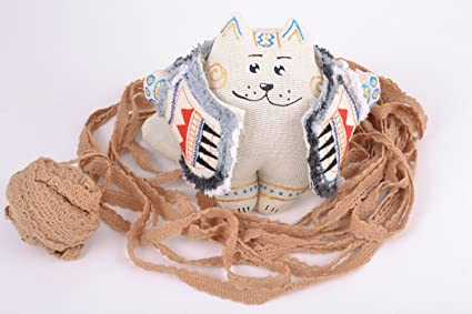 Amazon.com: Aromática hecha a mano juguete de tela suave con ...