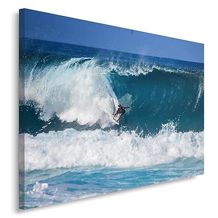 Feeby Frames. Cuadro en lienzo - 1 Parte - 40x50 cm, Imagen impresión Pintura