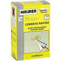 MAURER 14010307 Edil Cemento Rapido (Caja 5 kg.)