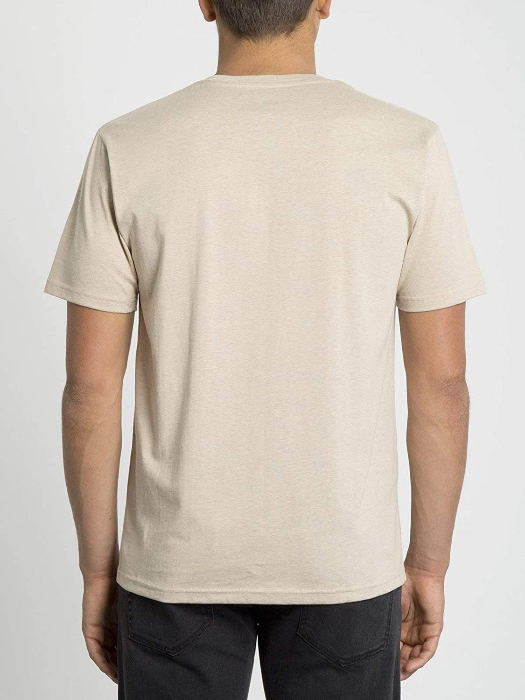 Hombre Volcom Eyechart HTH SS Camiseta