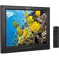 EYOYO Monitor de color CCTV HDMI 12 pulgadas