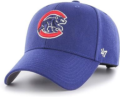 47 Gorra, (Chicago Cubs), Fabricante: Talla única Unisex Adulto ...