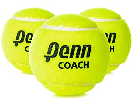 9c4e34f706e6a Buy Head Penn Coach Tennis Balls (9 balls) Online at Low Prices in India -  Amazon.in