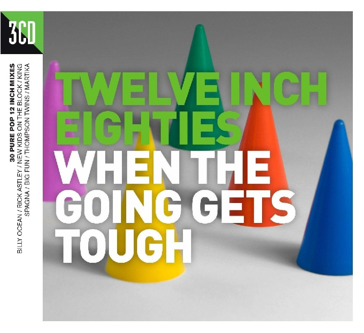 Twelve Inch 80s: When the Going Gets Tough