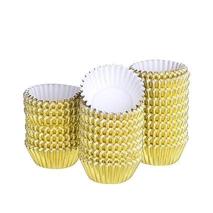 TUPARKA 500 PCS Estuches de Papel para Cupcakes, Cupcake ...