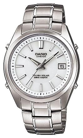7668158df0 Amazon | [カシオ]CASIO 腕時計 リニエージ 電波ソーラー LIW-130TDJ ...