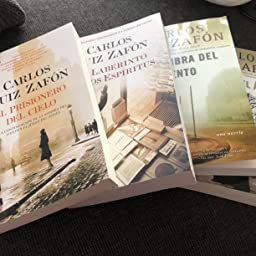 La Sombra del Viento (Spanish Edition): Carlos Ruiz Zafón ...