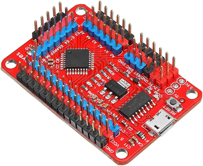 Module Kits Accessory Open Source LGT8F328P Control Board Compatible with arduinos red and eco-Friendly