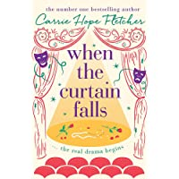 When The Curtain Falls: The TOP FIVE Sunday Times Bestseller