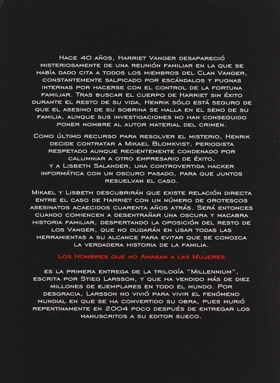 Amazon.com: Millennium 1 Los Hombres (Ed.Col.) (Import Movie) (European Format - Zone 2) (2009) Michael Nyqvist; No: Movies & TV