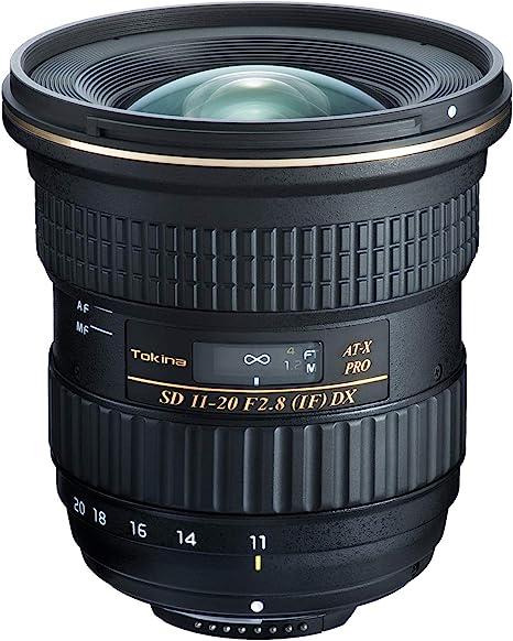 Tokina AT-X 11-20mm Pro DX F2.8 Nikon: Amazon.es: Electrónica