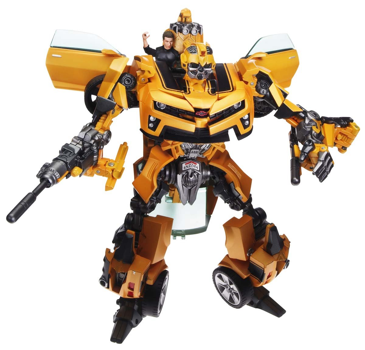 Transformers 2 Toys Bumblebee | www.imgkid.com - The Image ...