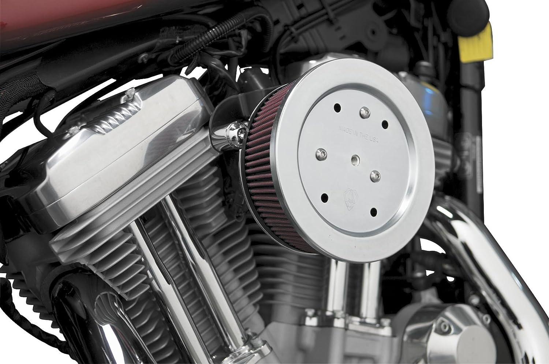 Arlen Ness 18-507 Chrome Big Sucker Performance Air Filter Kit