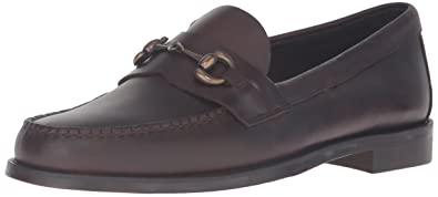 Sebago Men's Heritage Penny Men's Brown Leather Loafers In Size 42 E Brown