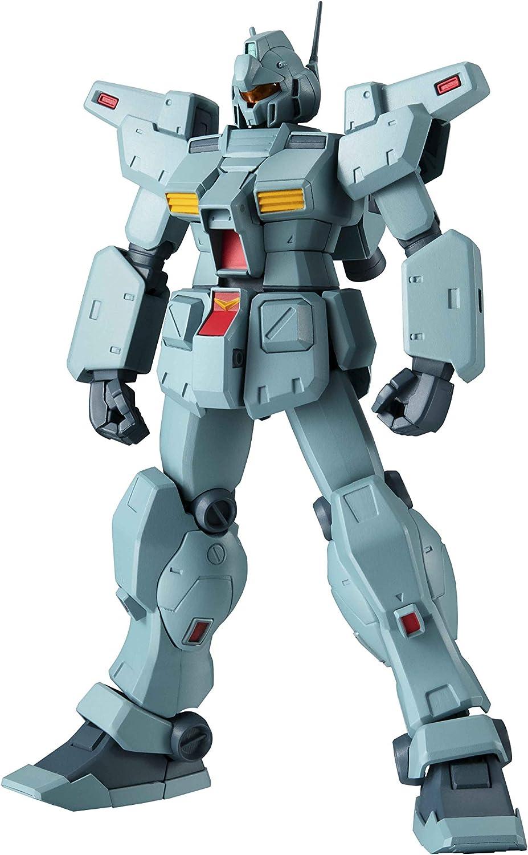 ROBOT魂 機動戦士ガンダム0083 [SIDE MS] RGM-79N ジム・カスタム ver. A.N.I.M.E. 約125mm ABS&PVC製 塗装済み可動フィギュア/