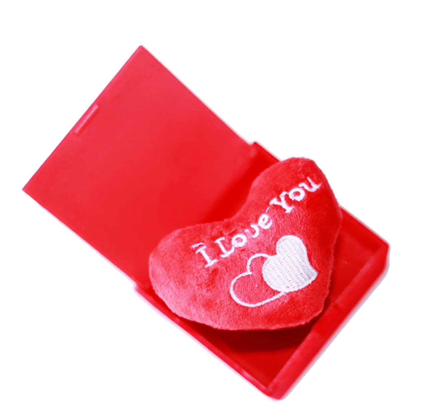 Buy Lilone Surprise Box Pop-Up Square Shape - Red (Assorted Text ...