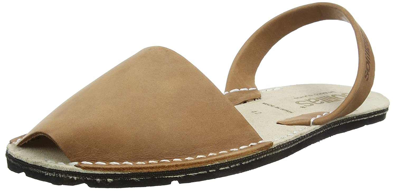 Tan Leather Original, a Bride Homme - Marron - Marron (Beige), 42 EU (8 UK)Solillas