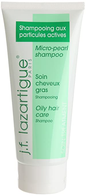 Amazon.com : JF Lazartigue Micro-Pearl Shampoo - Oily Hair (16.16 oz ...
