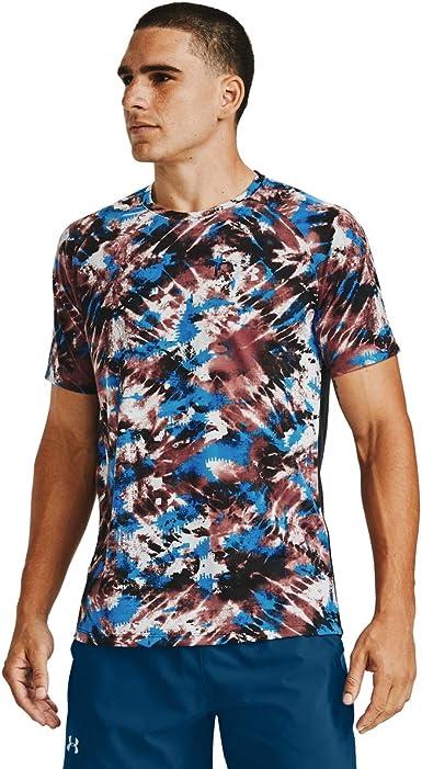 Under Armour Streaker 2.0 Inverse Camisa Manga Corta Hombre
