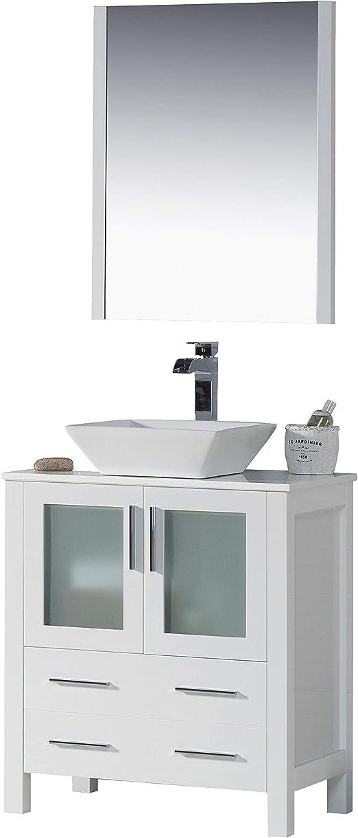 Amazon Com Blossom Sydney 30 Inches Single Bathroom Vanity