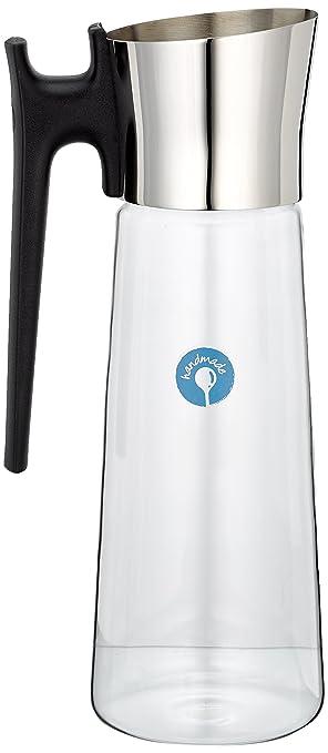 WMF - Repuesto botella de cristal para agua con agarre 1,5l, colección Basic: Amazon.es: Hogar