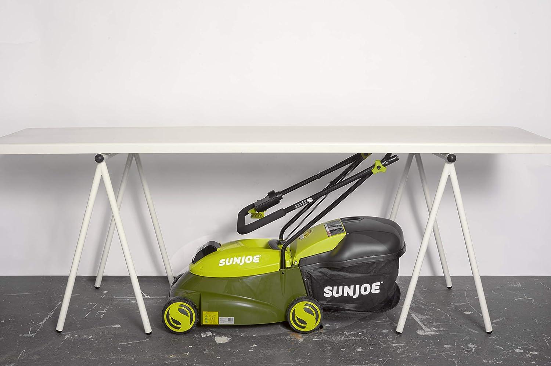 Sun Joe MJ401C-PRO 14-Inch 28-Volt best Cordless Push Lawn Mower