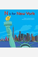 N is for New York (Alphabet Cities) Hardcover