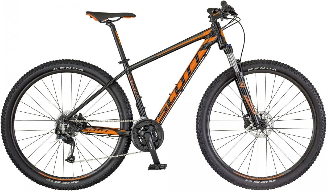 Scott Aspect 750 Bicicleta - color negro y naranja, color gris ...