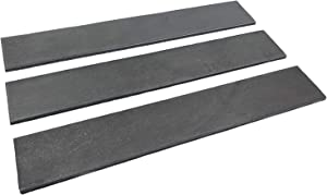 Mr Volcano - Knife Blade Steel - (12 inch x 2 Inch x 3/16 inch) 1095 High Carbon - Annealed - Flat Stock Blanks for Knife Making, Forging, BladeSmithing, Blacksmithing