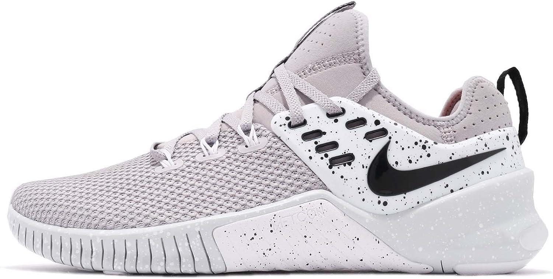 Nike Men s Free X Metcon Cross Trainer Shoe 14, Grey White