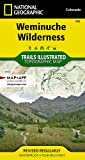 Weminuche Wilderness (National Geographic Trails Illustrated Map, 140)