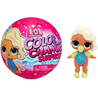 LOL Surprise Color Change Dolls with 7 Surprises Including Outfit and Accessories for Collectible Doll Toy