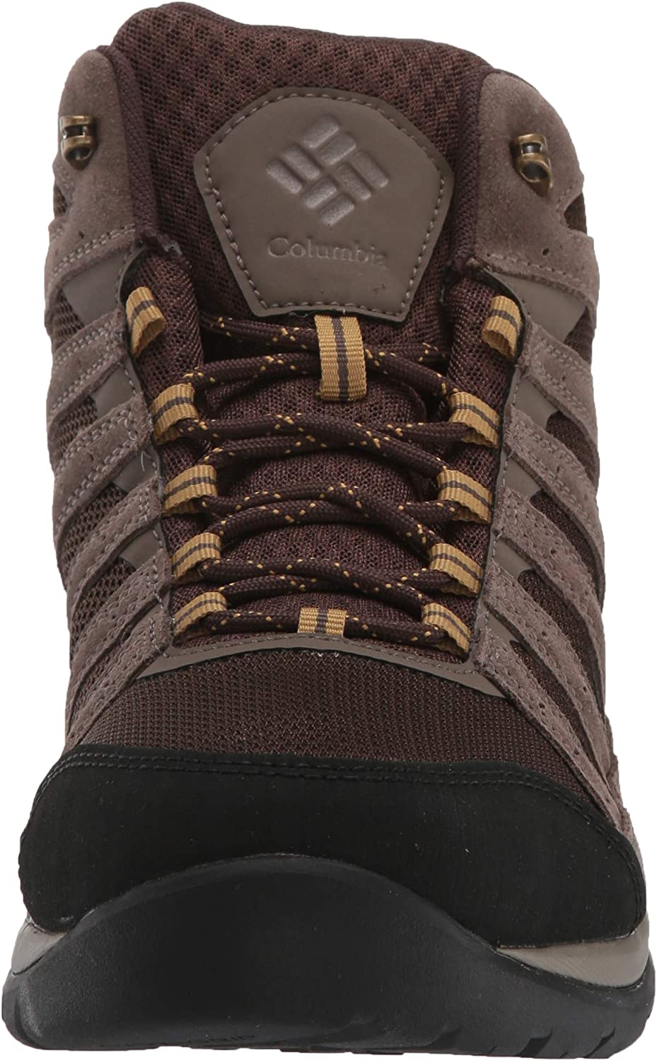 Columbia Men s Redmond V2 Mid Waterproof Hiking Shoe