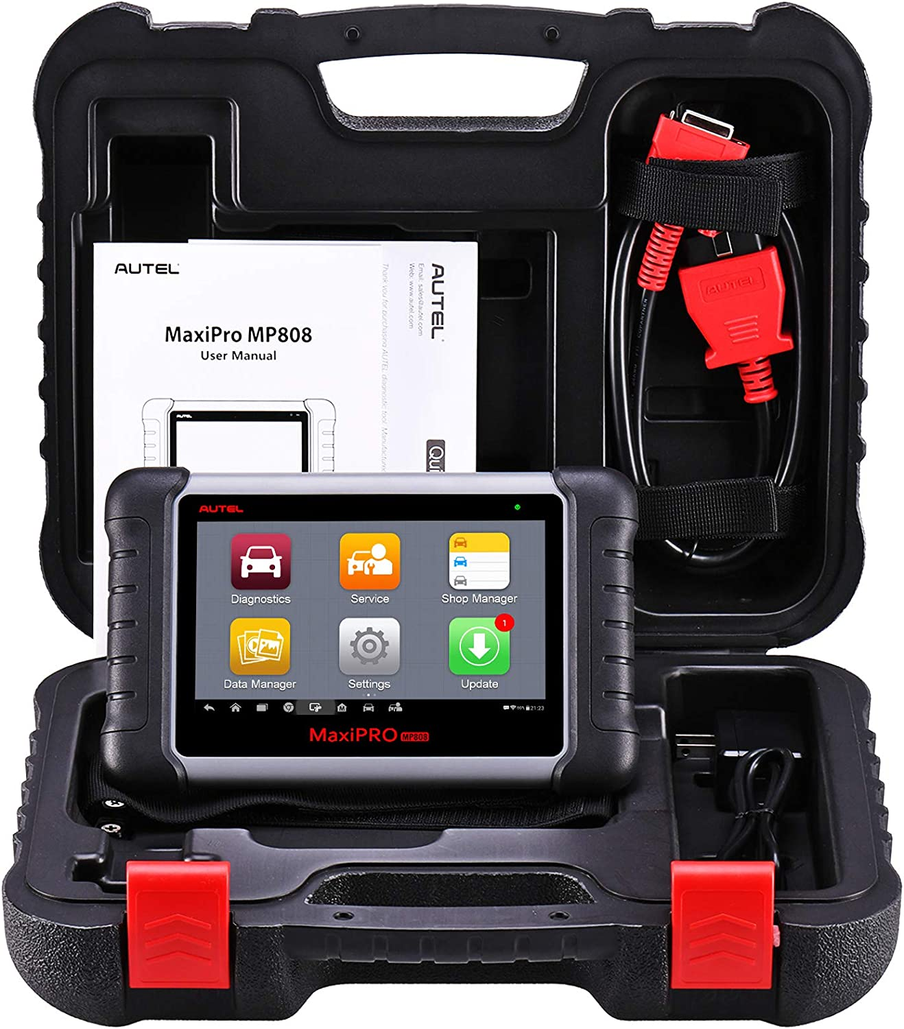 Best OBD2 Scanner For BMW-Autel MaxiPRO MP808