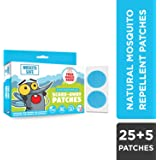 Moskito Safe Scare Away Natural Mosquito Repellent Patches - 30 Patches
