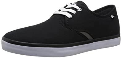 Quiksilver Men's Shorebreak Shoe, Black/Black/White, ...