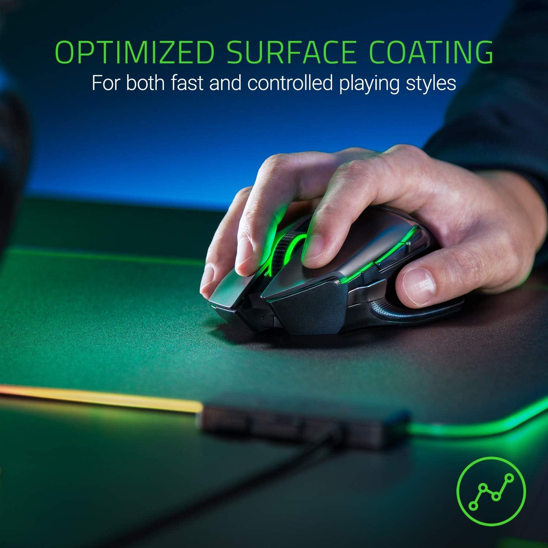 Razer Firefly V2 Micro-textured Surface Mouse Mat with Razer Chroma 7