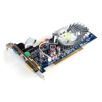Nvidia Geforce 9300GS - Tarjeta de vídeo PCI no express (512 ...