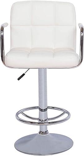 Vogue Furniture Direct Direct Adjustable Height Swivel Barstool