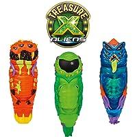 Treasure X S2- Larvas De Aliens con Slime