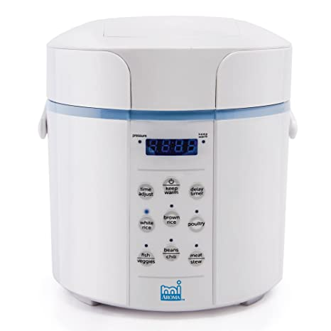 Amazon.com: Aroma MI multicocina a presión para arroz ...