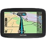 """TomTom Start 52 - Mapas de Europa para toda la vida, avisos de radares de tráfico (pantalla 5"""", indicador de carril, versión europea España, Italia)"""