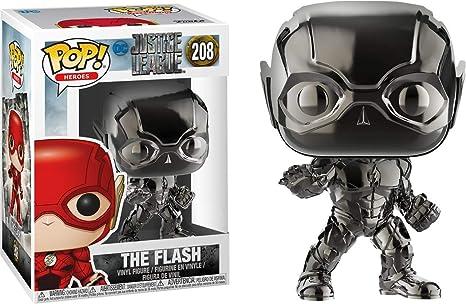 Pop The Flash Black Chrome Fugitive Toys