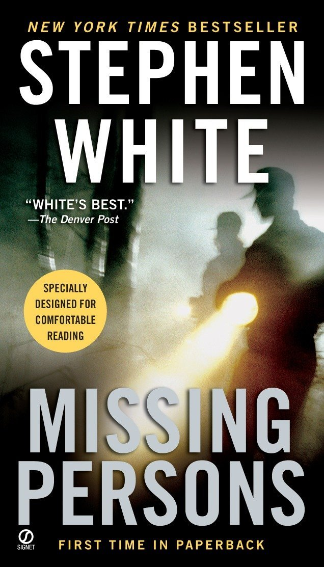 Missing Persons (Alan Gregory) pdf epub