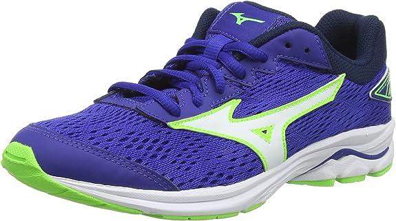 Mizuno Wave Rider 22 Jr, Zapatillas de Running Unisex niños: Amazon.es: Zapatos y complementos