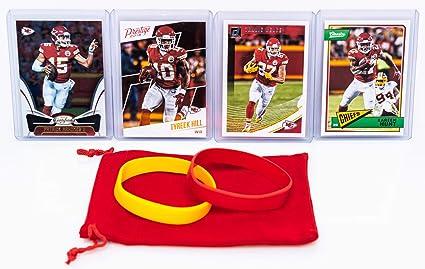 Amazon.com  Kansas City Chiefs Cards  Patrick Mahomes e779cee68